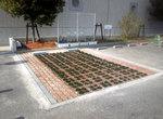 ケイエフ 堺市競争力強化連携補助金採択案件 雨水利用エコクールパーキング