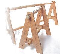 環境配慮型木製バリケード ハイラレーン
