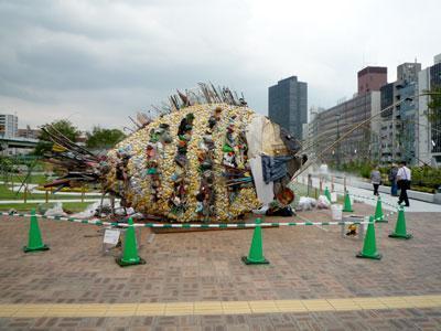 水都大阪2009 さかなのモニュメント